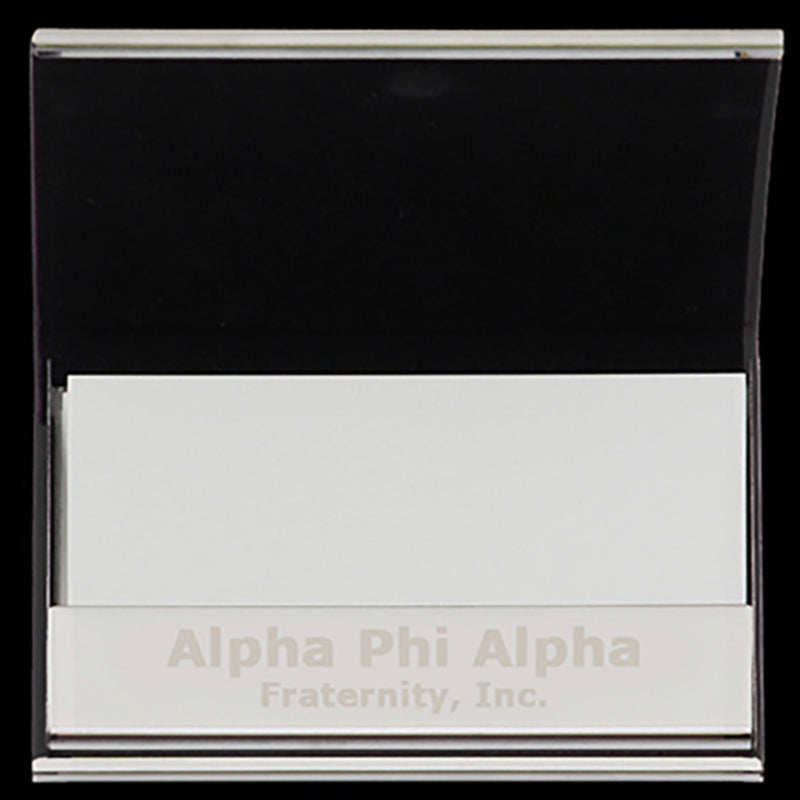 Alpha Business Card Holder