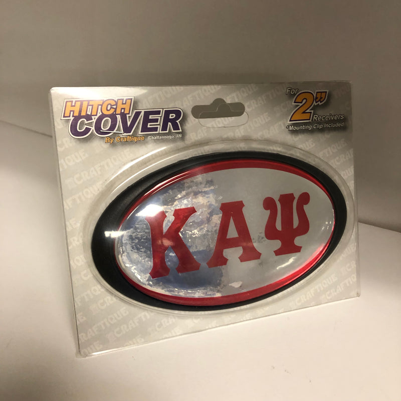Truck Hitch Cover - Kappa