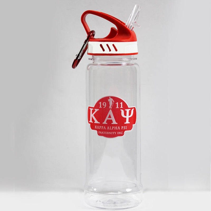 Kappa Clear Water Bottle
