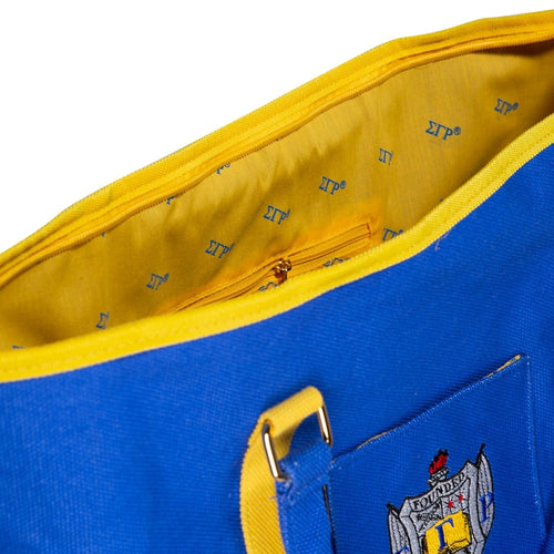 SGRho Canvas Tote Bag
