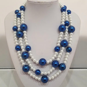 Pearls with touch of Royal