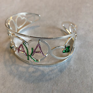 Filigree Bangle Bracelet - AKA