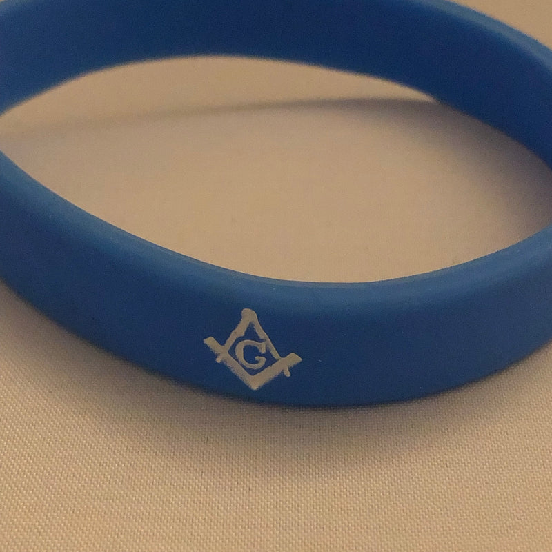 Mason Silicone Royal Band