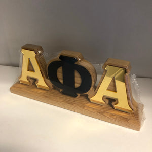 Desk Top Letters - Alpha