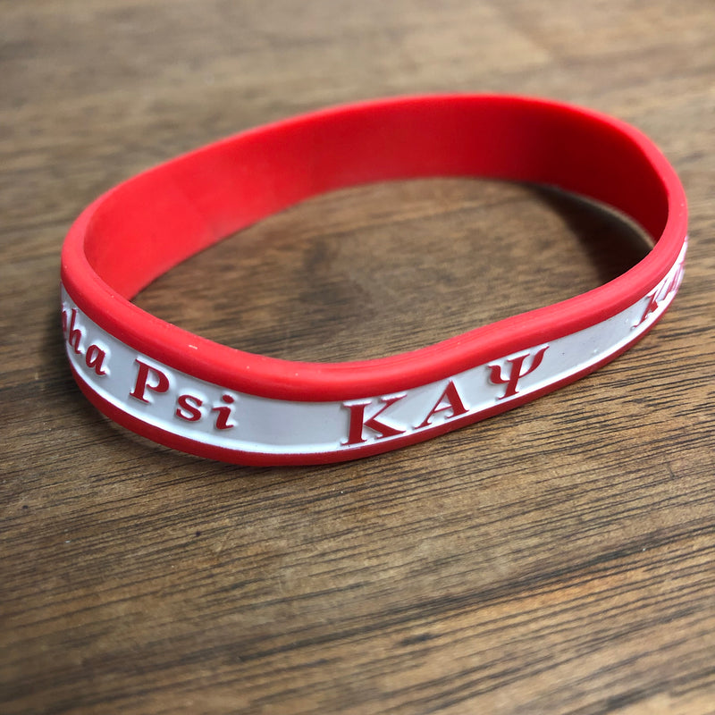 Silicone Solid Color Edge Band - Kappa