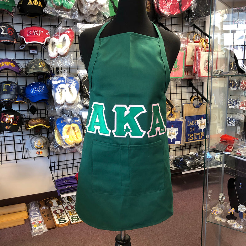 AKA Apron with Pockets