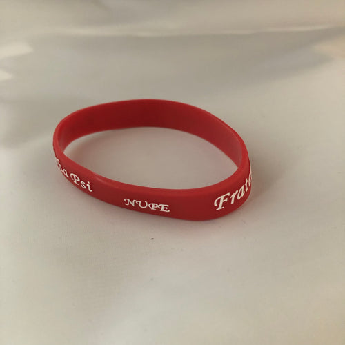 Kappa Silicone Embossed Band