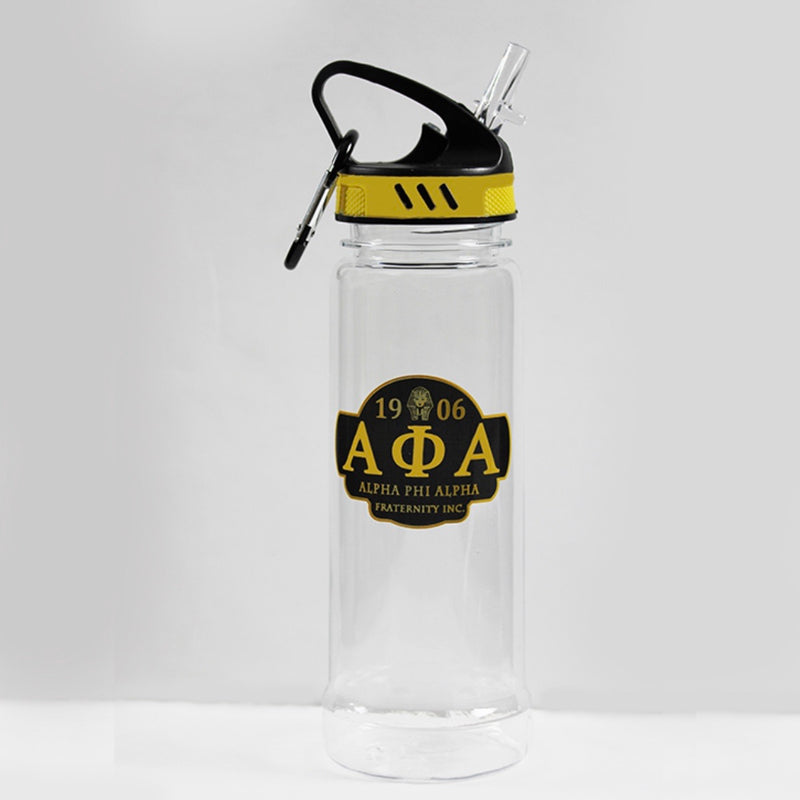 Alpha Clear Water Bottle