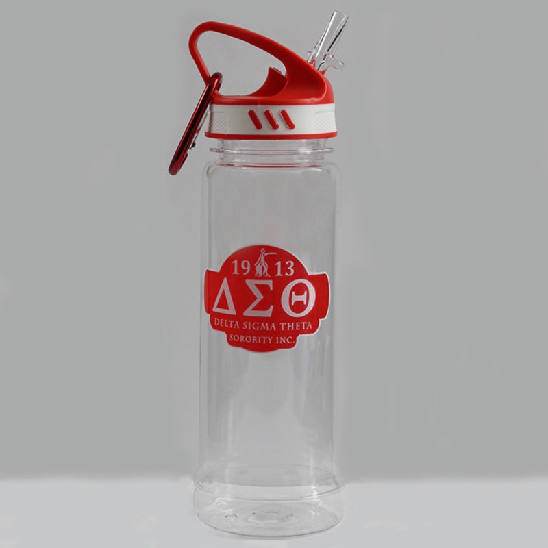 Delta Clear Water Bottle