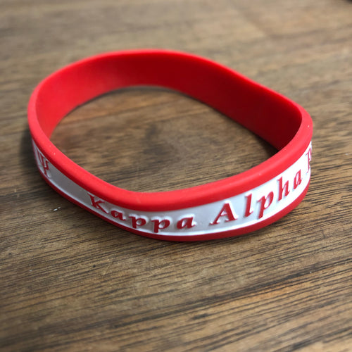 Kappa Silicone Solid Color Edge Band