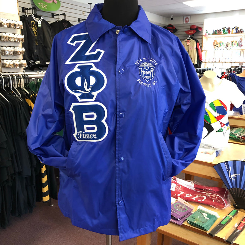 Zeta Royal Line Jackets DS