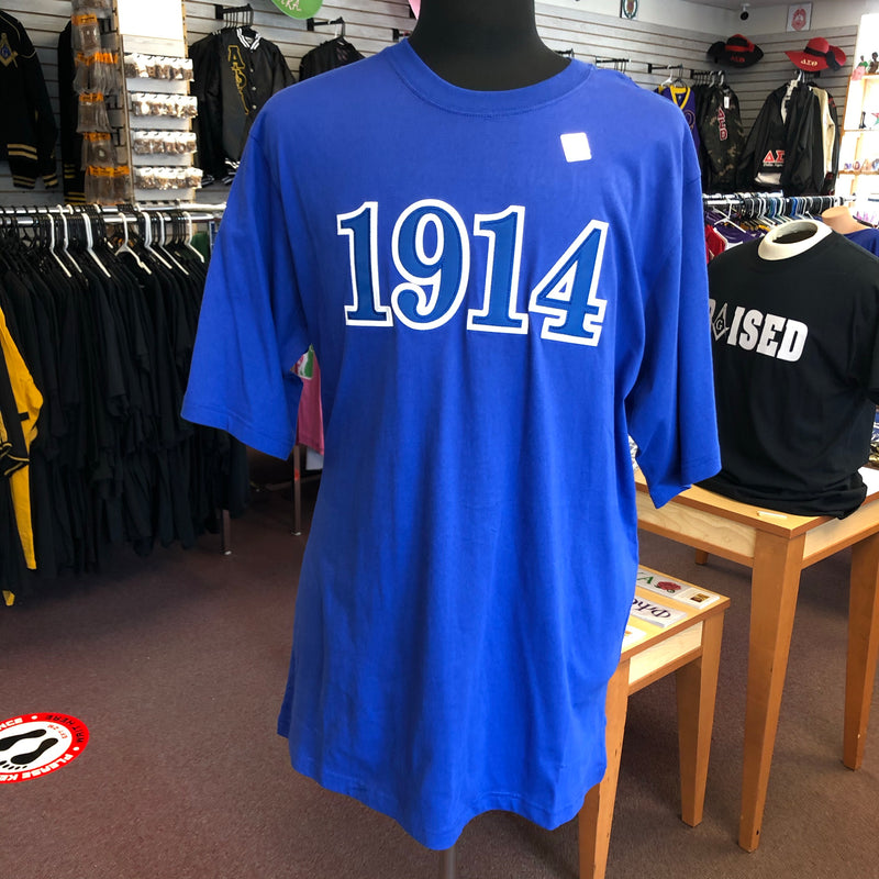 Sigma Embroidered 1914 T-shirt BD