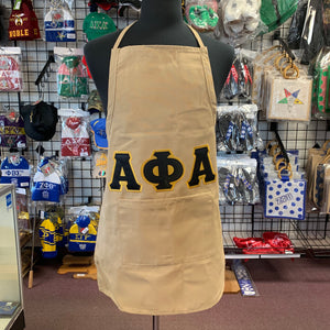 Alpha Apron with Pockets