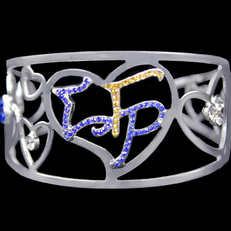 SGRho Filigree Bangle Bracelet
