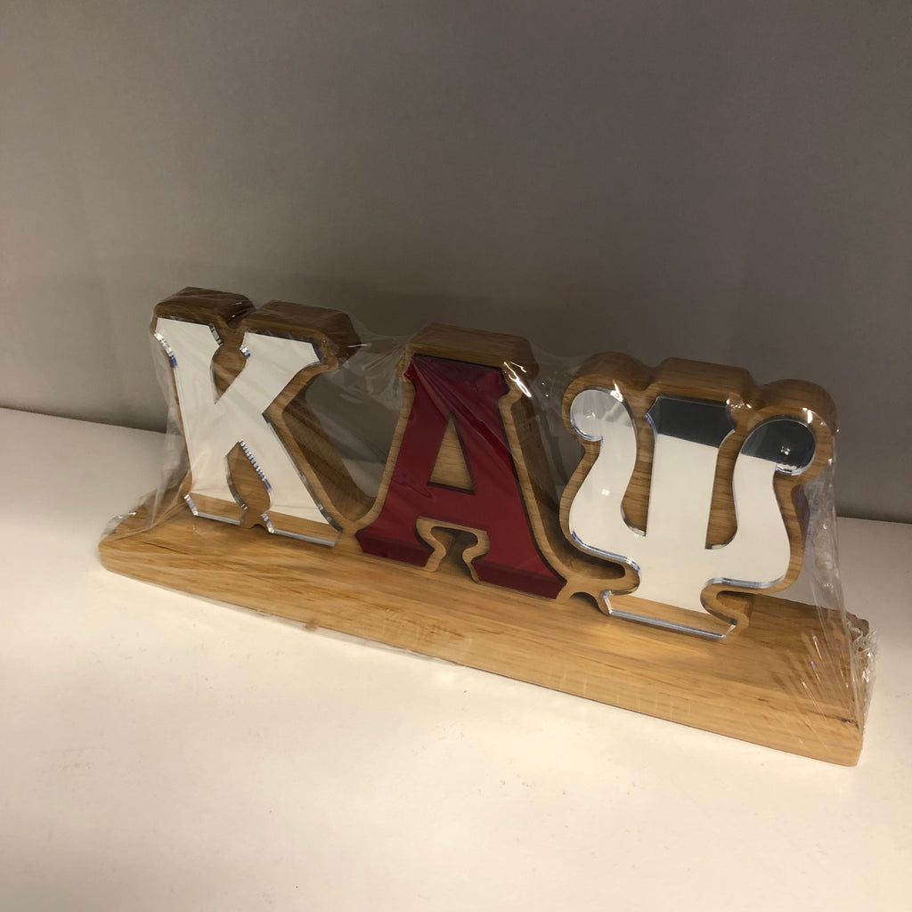 Desk Top Letters - Kappa