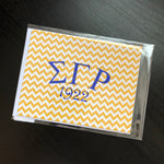 SGRho Blank Note Cards