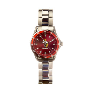 Kappa Steel Watch with Shield