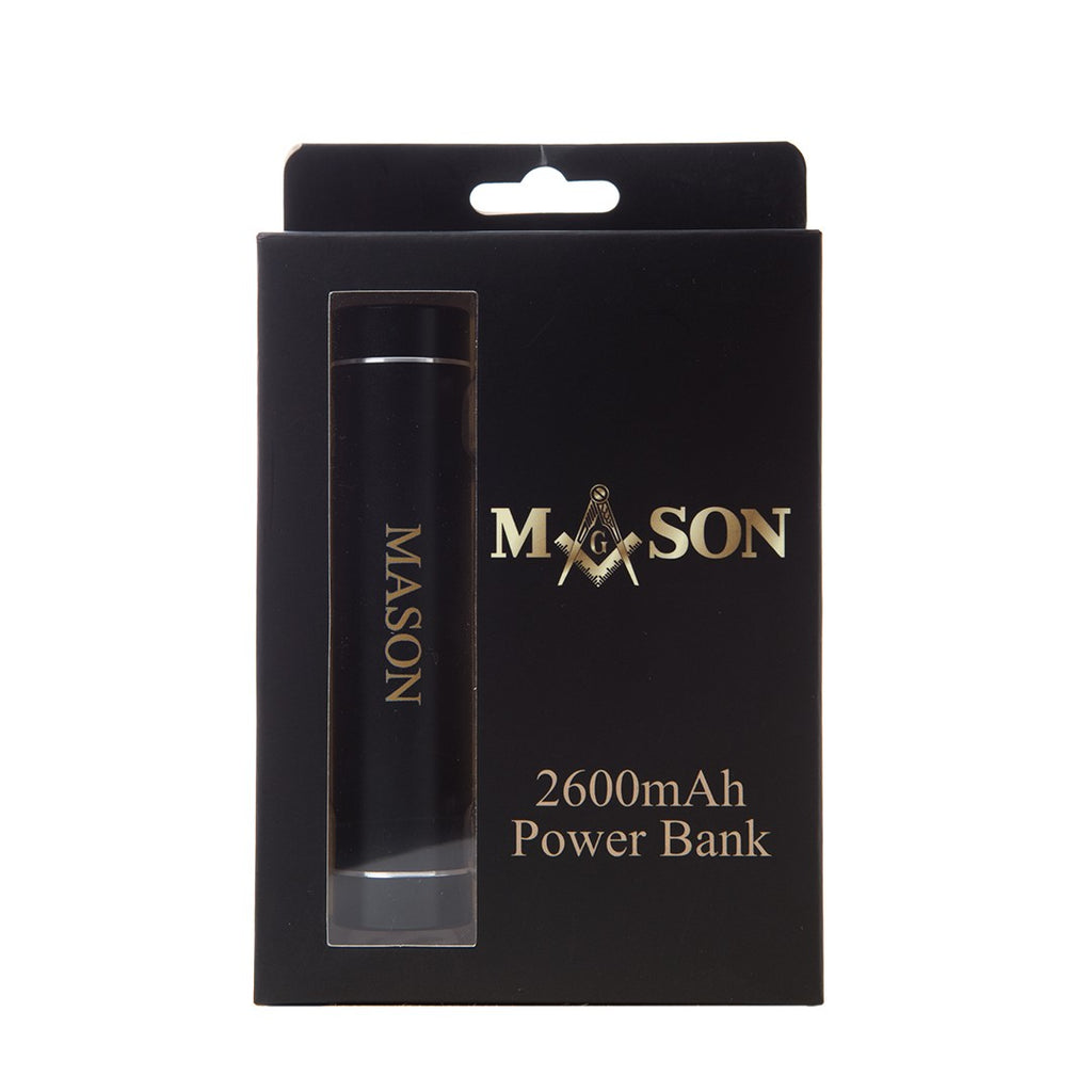 Mason LED Power Bank