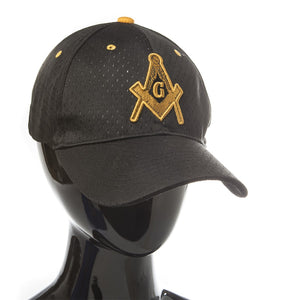 Embroidered Flexfit Cap - Mason