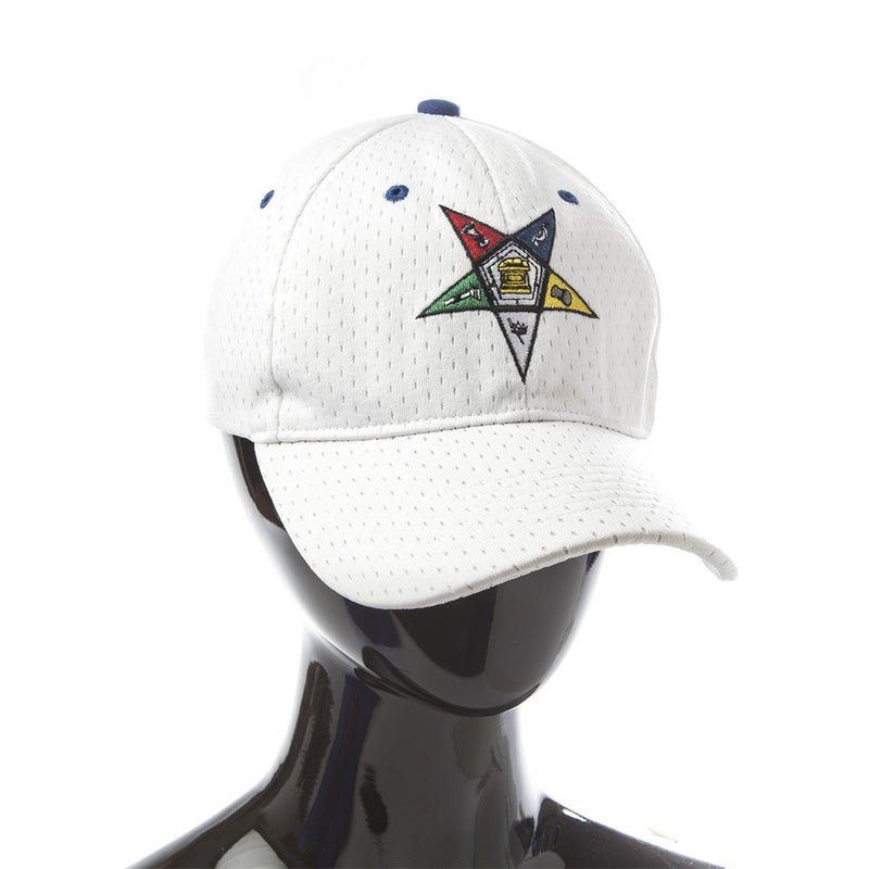 OES Embroidered Flexfit Cap