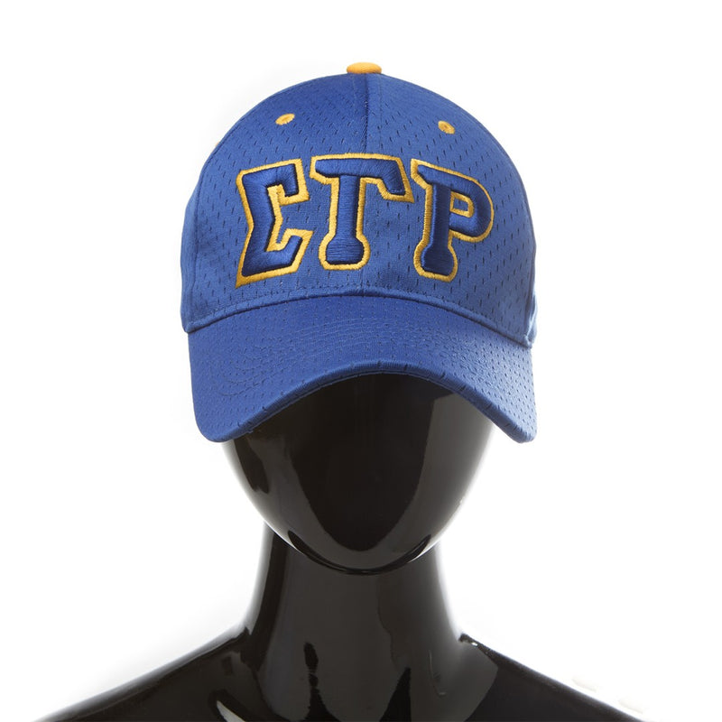 SGRho Embroidered Flexfit Cap