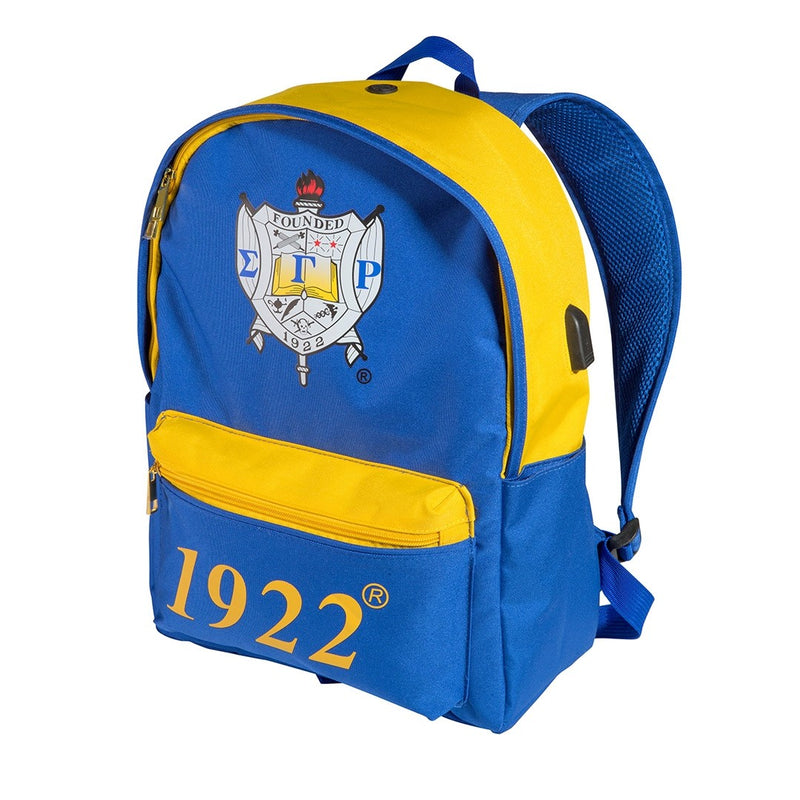 SGRho USB Backpack