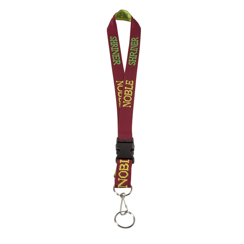 Shriner Lanyard