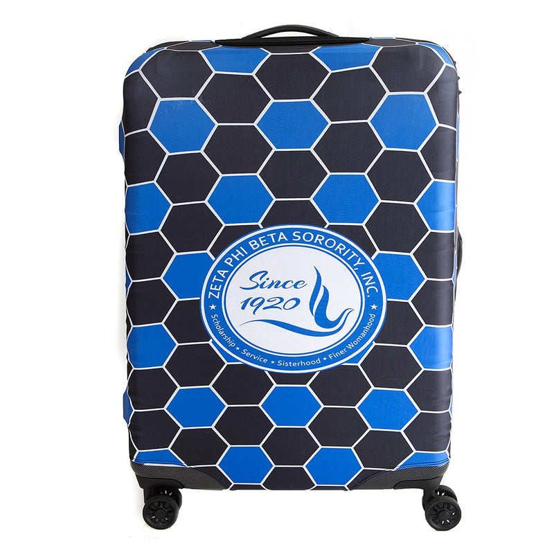 Zeta Luggage Cover Large