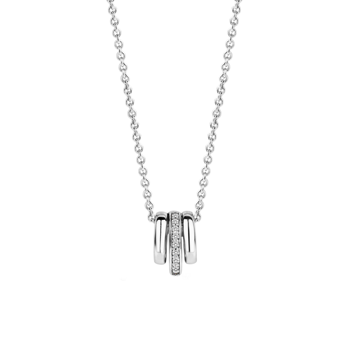 TI SENTO - Milano Necklace 3905ZI