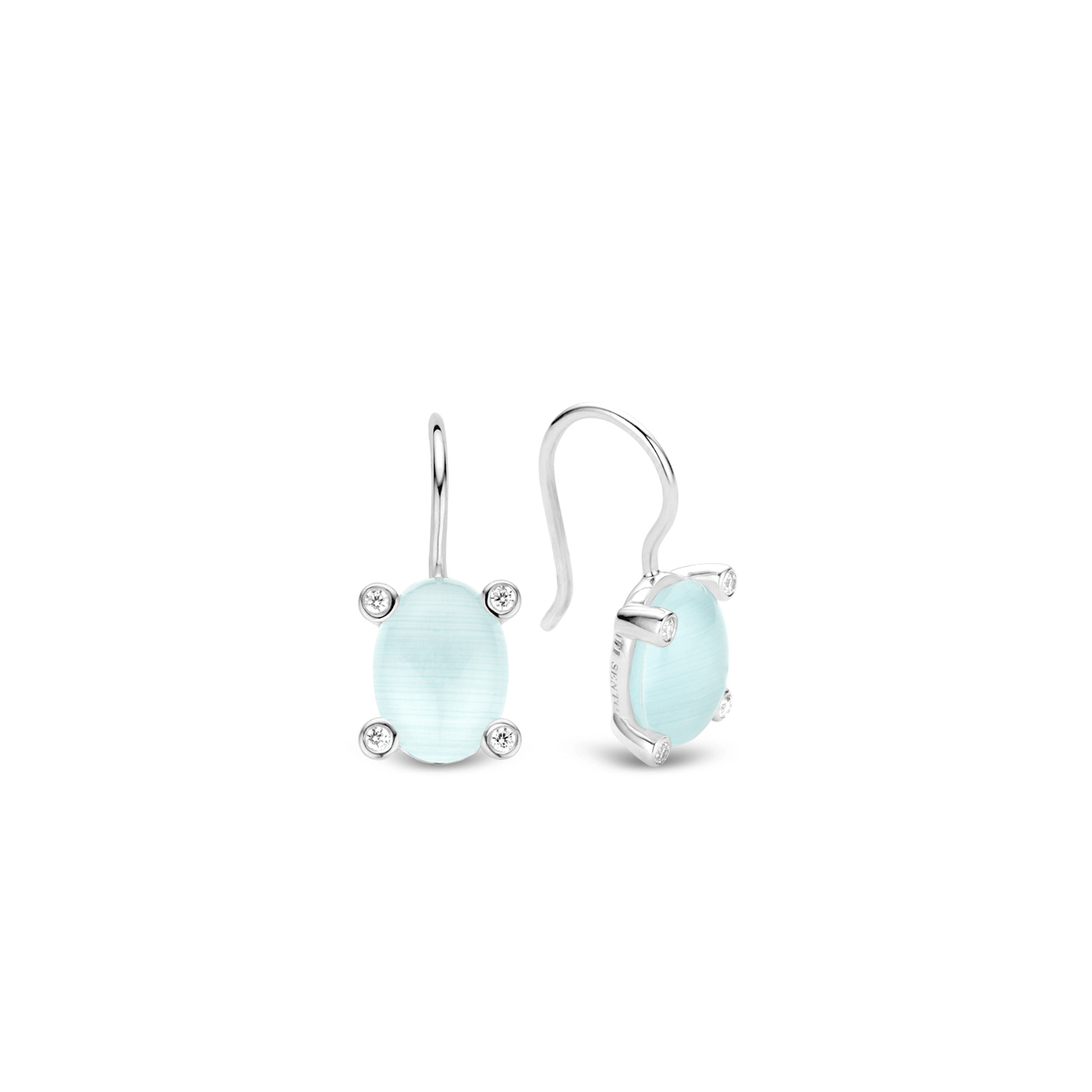 TI SENTO - Milano Earrings 7753AG