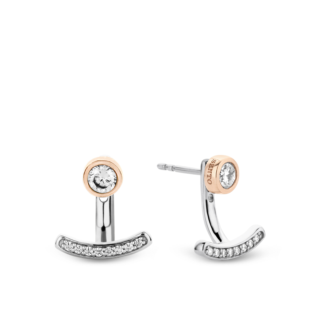 TI SENTO - Milano Earrings 7774ZR