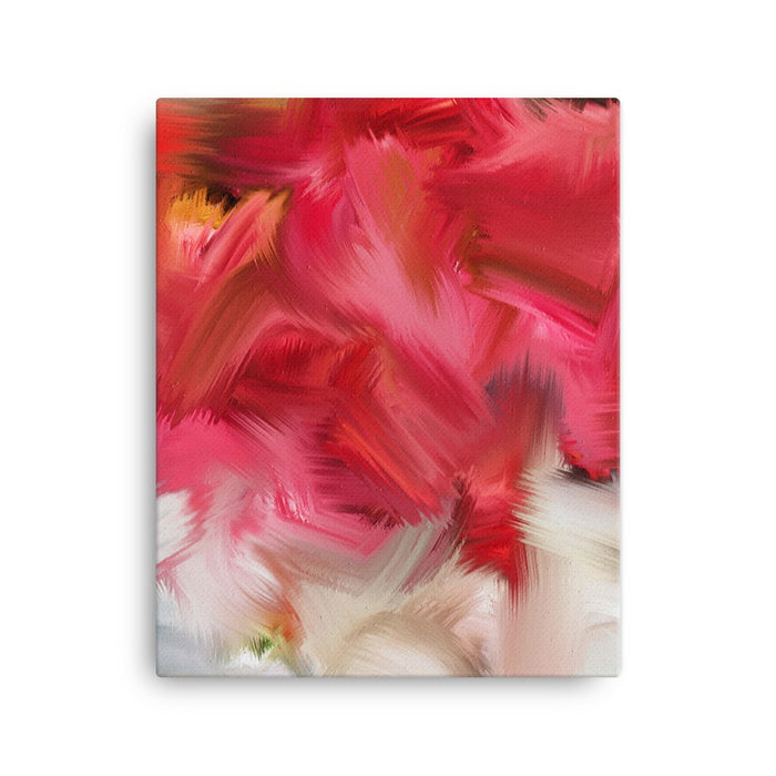 Layer Cake Art Print - Stretched Canvas / No Frame / 16×20