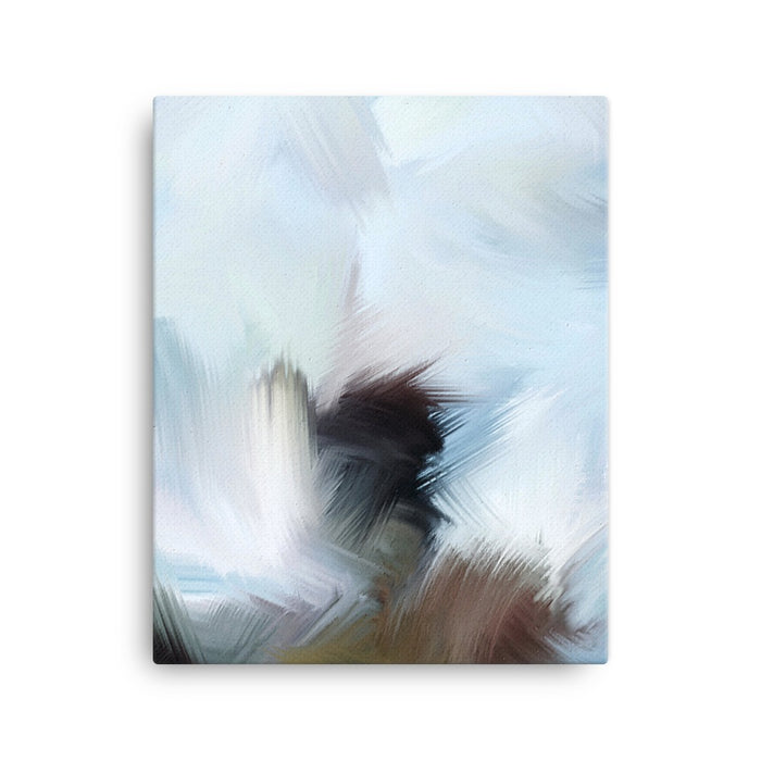 Oldstone Art Print - Stretched Canvas / No Frame / 16×20