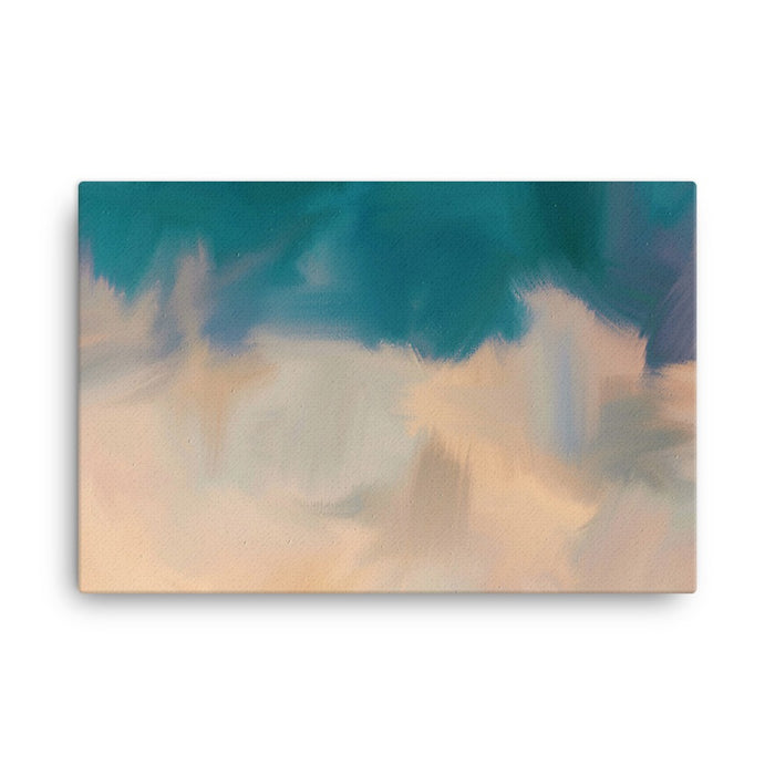 Community Sky Art Print - Stretched Canvas / No Frame / 36×24