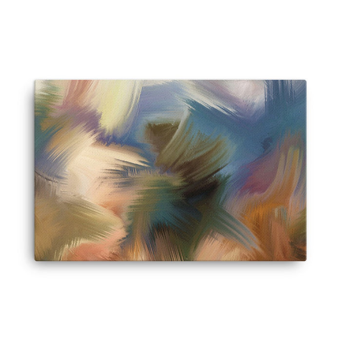 Rainforest Art Print - Stretched Canvas / No Frame / 36×24