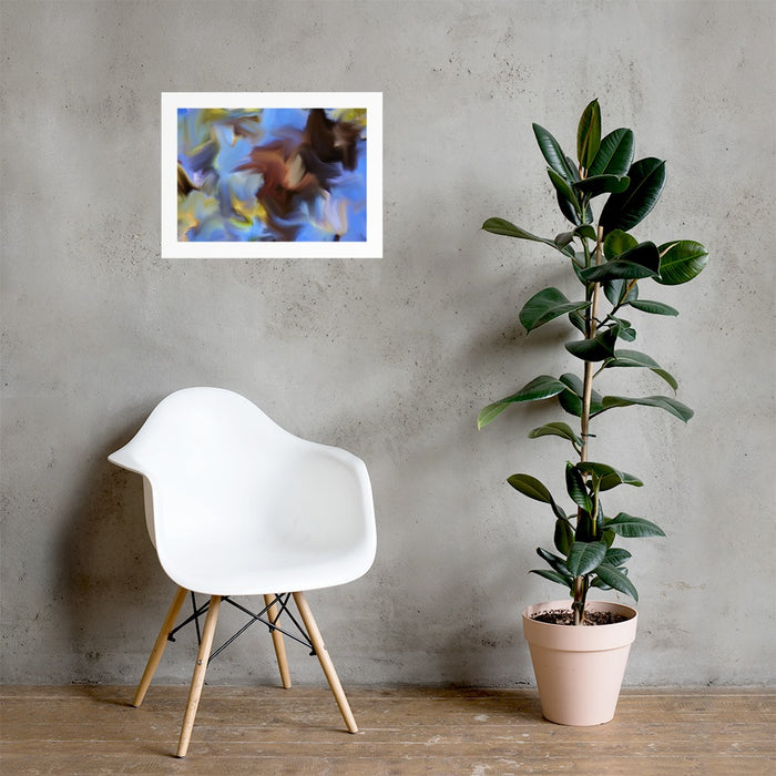 Spring Twigs Art Print - Enhanced Matte Print - White Border / No Frame / 24×18