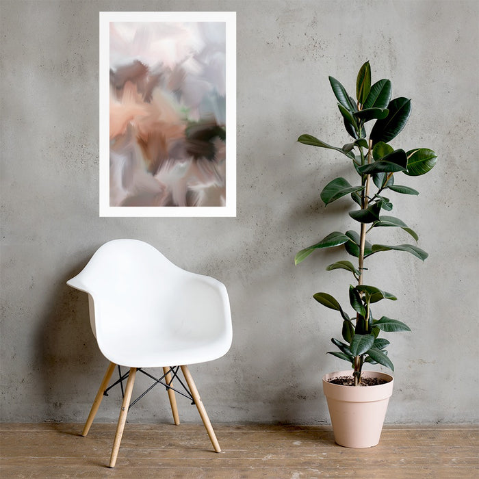 Lazy Sunday Art Print - Enhanced Matte Print - White Border / No Frame / 24×36