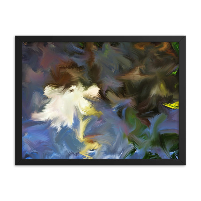 Riversong Art Print - Enhanced Matte Print / Frame / 24×18