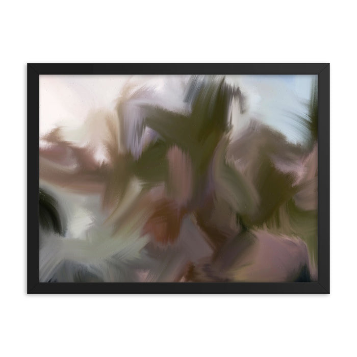 Dayscape Art Print - Enhanced Matte Print / Frame / 24×18