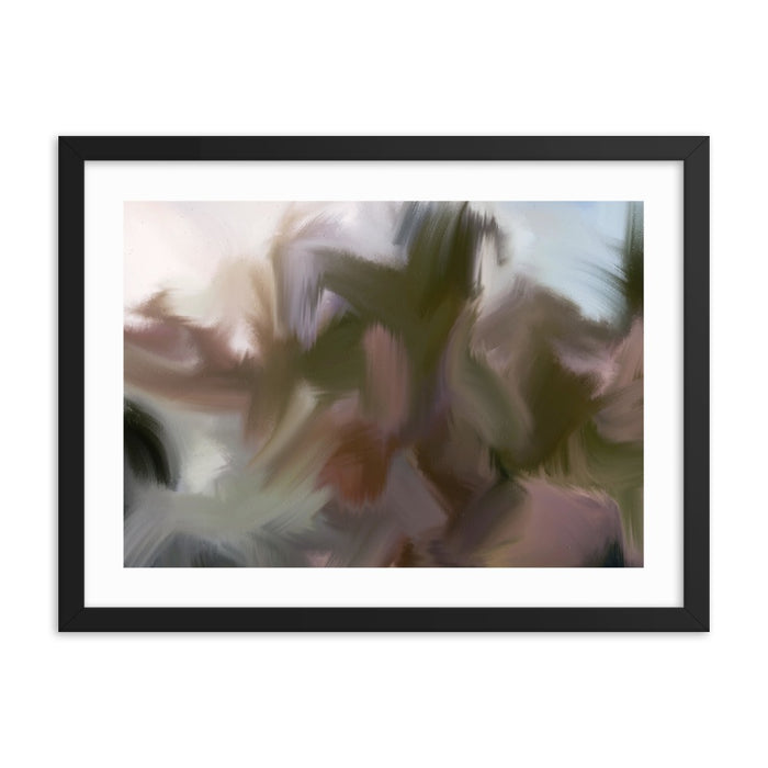 Dayscape Art Print - Enhanced Matte Print - White Border / Frame / 24×18