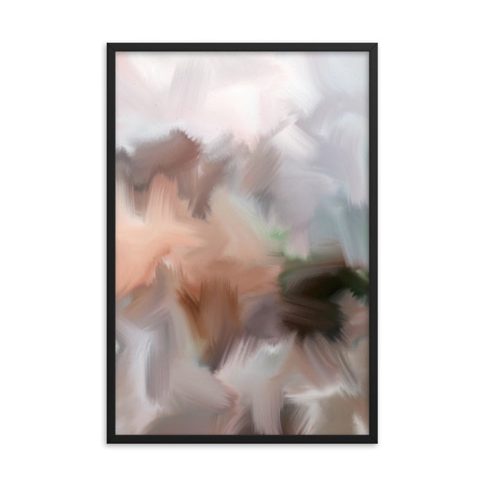 Lazy Sunday Art Print - Enhanced Matte Print / Frame / 24×36