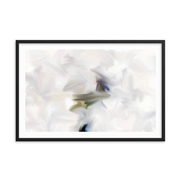 Breath of the Rose Art Print - Enhanced Matte Print - White Border / Frame / 36×24