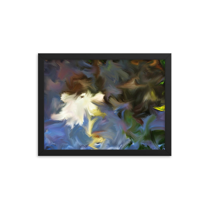 Riversong Art Print - Enhanced Matte Print / Frame / 16×12