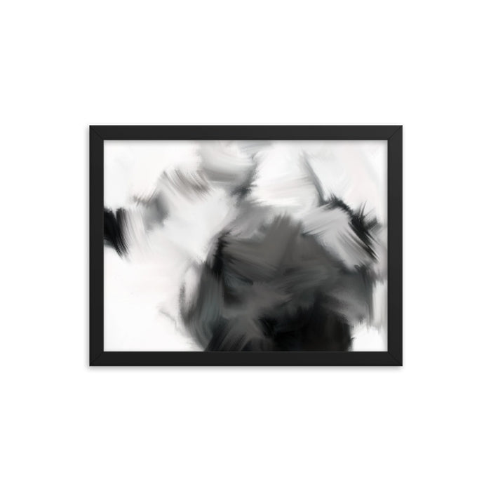Good Versus Good Art Print - Enhanced Matte Print / Frame / 16×12