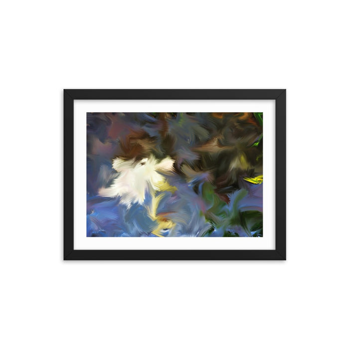 Riversong Art Print - Enhanced Matte Print - White Border / Frame / 16×12