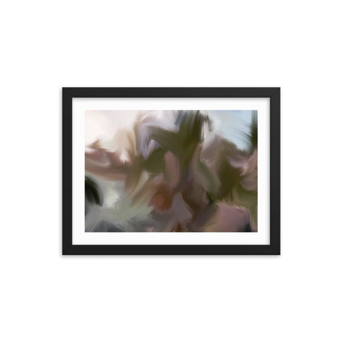 Dayscape Art Print - Enhanced Matte Print - White Border / Frame / 16×12
