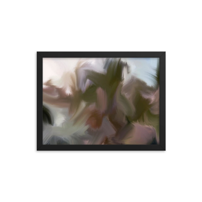 Dayscape Art Print - Enhanced Matte Print / Frame / 16×12
