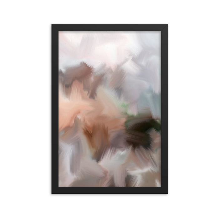 Lazy Sunday Art Print - Enhanced Matte Print / Frame / 12×18