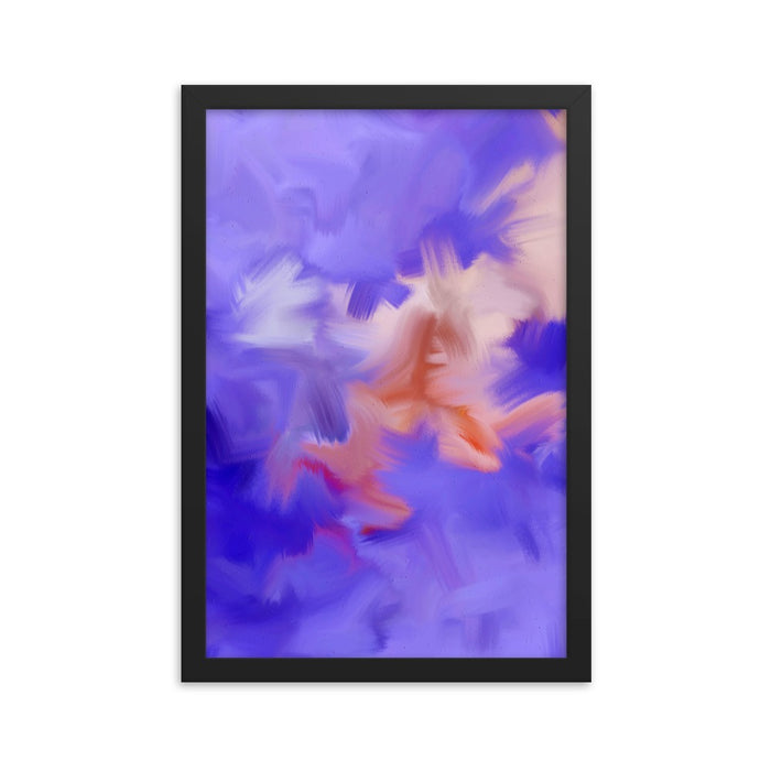 Pretty Party Art Print - Enhanced Matte Print / Frame / 12×18