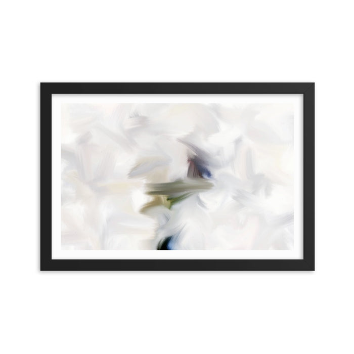Breath of the Rose Art Print - Enhanced Matte Print - White Border / Frame / 18×12